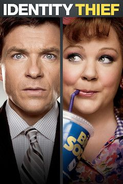 Identity Thief movie poster.