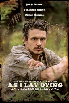 As I Lay Dying movie poster.