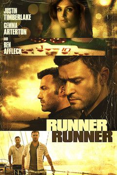 Runner Runner movie poster.