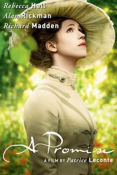 A Promise movie poster.