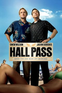 Hall Pass movie poster.