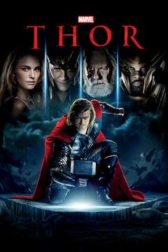 Thor movie poster.