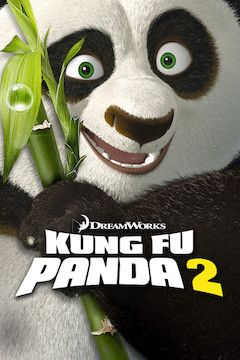 Kung Fu Panda 2 movie poster.