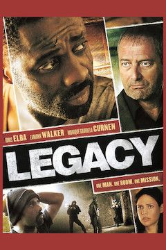 Legacy movie poster.