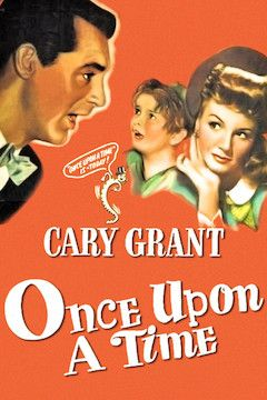 Once Upon a Time movie poster.