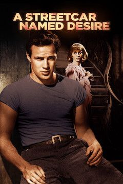 A Streetcar Named Desire movie poster.