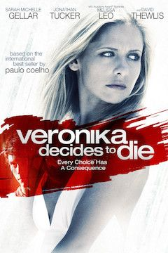 Veronika Decides to Die movie poster.