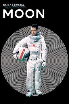 Moon movie poster.