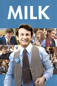 Milk movie poster.
