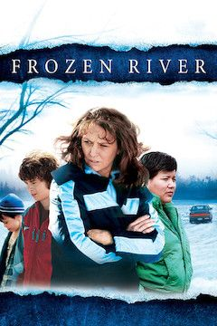 Frozen River movie poster.