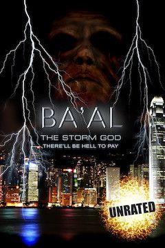 Ba'al: The Storm God movie poster.