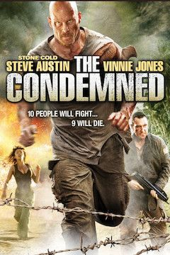 The Condemned movie poster.