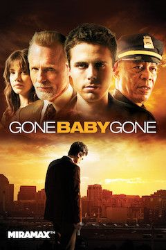 Gone Baby Gone movie poster.