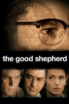 The Good Shepherd movie poster.