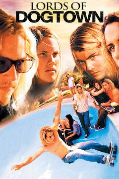Poster for the movie Lords of Dogtown