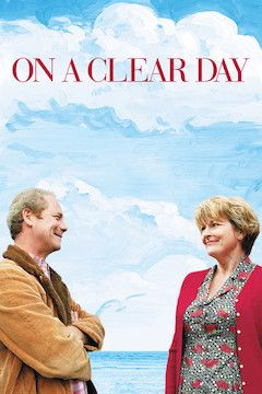 On a Clear Day movie poster.