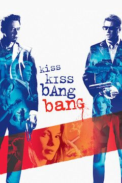 Kiss Kiss Bang Bang movie poster.