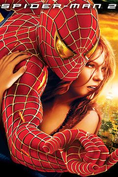 Poster for the movie Spider-Man 2