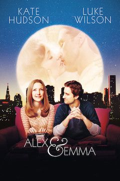 Alex and Emma movie poster.