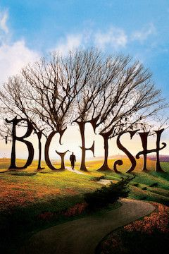 Big Fish movie poster.