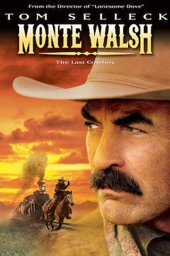 Monte Walsh movie poster.