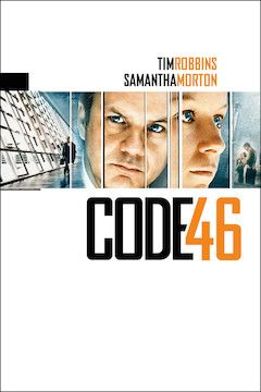 Poster for the movie Code 46