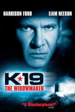 K-19: The Widowmaker movie poster.