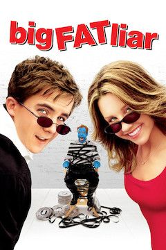 Big Fat Liar movie poster.