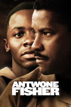 Antwone Fisher movie poster.