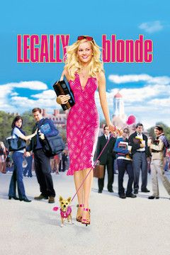 Legally Blonde movie poster.