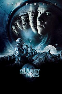 Planet of the Apes movie poster.