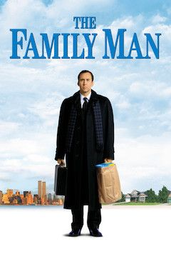 Poster for the movie The Family Man