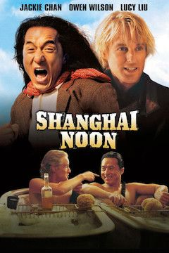 Shanghai Noon movie poster.