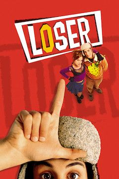 Loser movie poster.