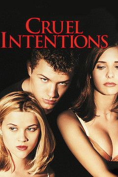 Cruel Intentions movie poster.