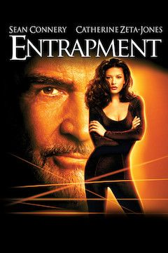 Entrapment movie poster.