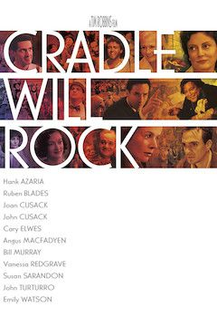 Cradle Will Rock movie poster.