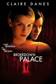 Poster for the movie Brokedown Palace