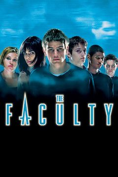 Poster for the movie The Faculty