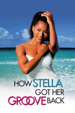 How Stella Got Her Groove Back movie poster.