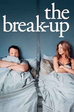 The Break Up movie poster.