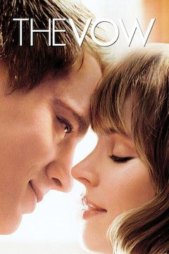 The Vow movie poster.