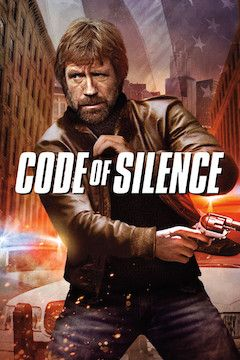 Poster for the movie Code of Silence