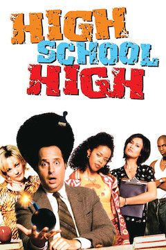 Poster for the movie High School High