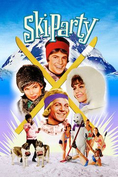 Ski Party movie poster.
