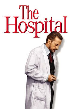 The Hospital movie poster.