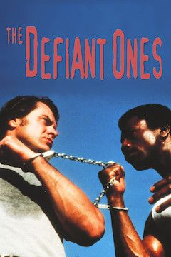 Poster for the movie The Defiant Ones