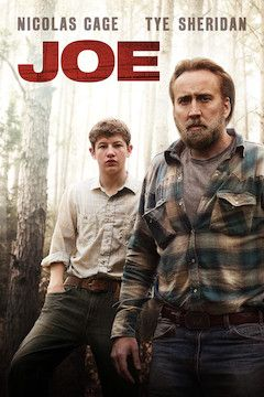 Joe movie poster.