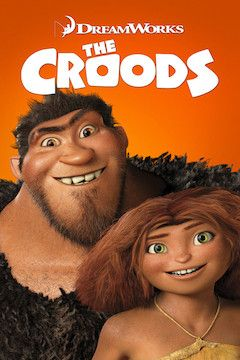The Croods movie poster.
