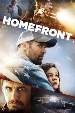 Homefront movie poster.